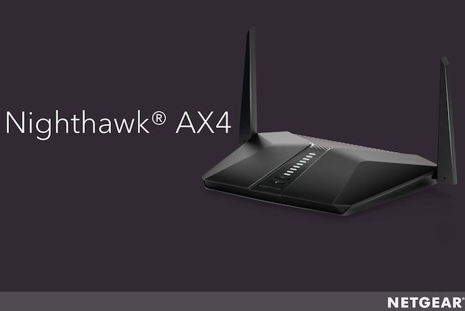 Nighthawk AX4 router setup